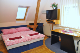 Komfortné ubytovanie  v dome